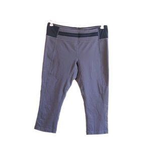 LUCY workout leggings pants powermax large Grey